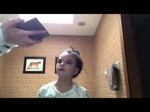 Natural Young Girl, Preteen, or Teen Makeup Tutorial