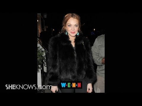 Lindsay Lohan: Moving to London to Party Without Paparazzi? - The Buzz