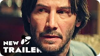 Siberia Trailer (2019) Keanu Reeves Movie