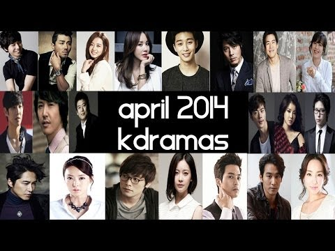Top 7 New 2014 Korean Dramas [ April ] GIVEAWAY! - Top 5 Fridays