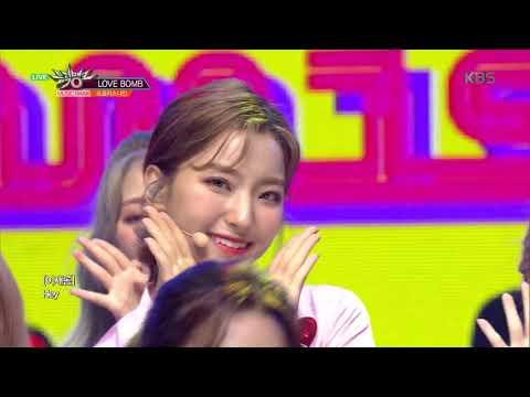 뮤직뱅크 Music Bank - LOVE BOMB  - 프로미스나인(fromis_9).20181026