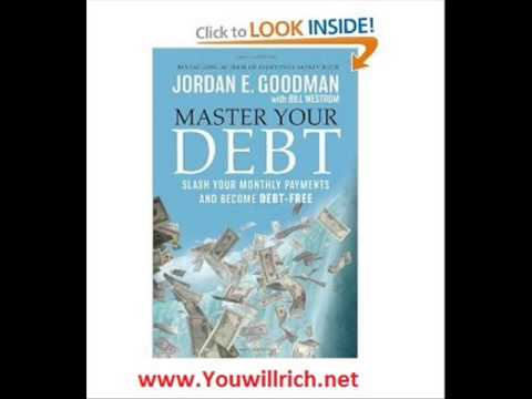 Master Your Debt: Slash Your Monthly Payments and Become Debt Free (Lynn Sonberg Books)