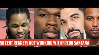 50 Cent REACTS Fredo Santana and Juelz Santana, Drake and Jae Millz All Share REACTIONS
