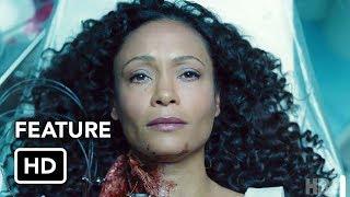 "Westworld 2x09 Inside ""Vanishing Point"" (HD) Deconstructing Maeve Behind the Scenes"