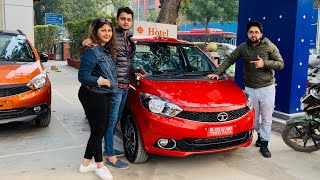 Taking Delivery Of My Friend's Car | 2019 Tata Tiago | Tata Tiago XZA