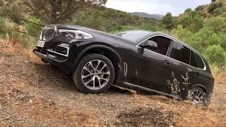 BMW X5 2019 New Crossover on Off Road