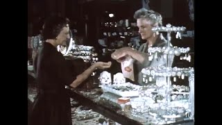 Shoplifting in the 1950