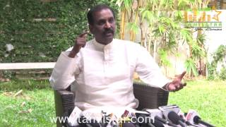 Vairamuthu Press Meet