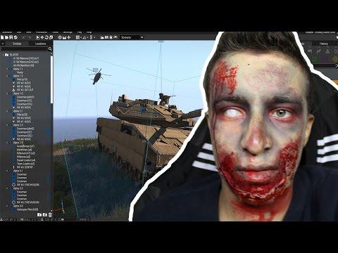Zombies à Kavala - Arma 3 éditeur EDEN