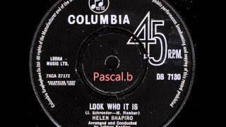 Watch Helen Shapiro Look Who It Is video
