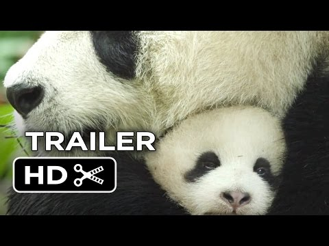 Born in China Official Trailer #1 (2016) - Disneynature Movie HD