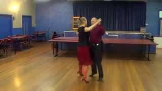 Ophelia Foxtrot Sequence Dance