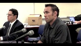 Jake Shields' Full Athletic Commission Hearing for Palhares Post-Fight Punch