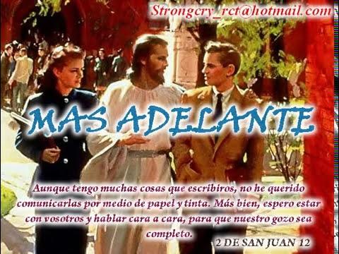 MAS ADELANTE (CUARTETO ASAF)