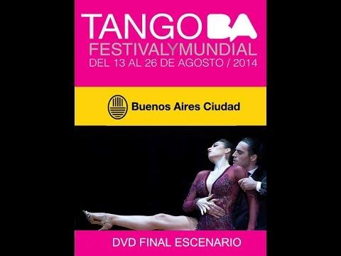 Campeones Tango Escenario 2014: Juan Malizia Y Manuela Rossi video