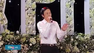Hoài Linh hát cực hay mừng Đám Cưới Trường Giang Nhã Phương [Full HD]