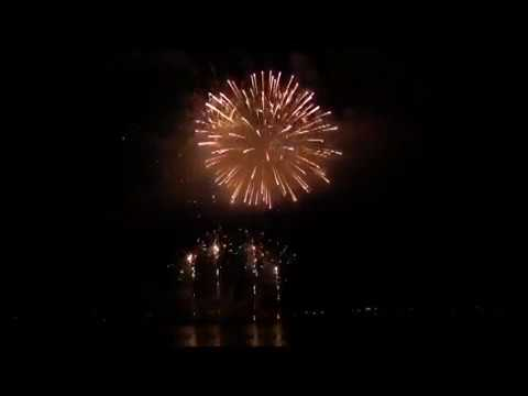 Archangel Fireworks Inc. - Celebration of Light Vancouver 2011 (Full Show).avi