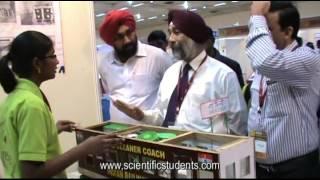 T.JAYANI JAHNAVI NATIONAL AWARD (SILVER MEDAL) WINNER INSPIRE AWARDS SCIENCE FAIR 2014