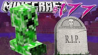 Minecraft | R.I.P BABY CREEPER | Diamond Dimensions Modded Survival #177