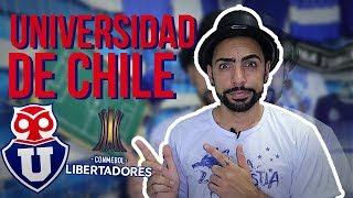 ADVERSÁRIOS NA LIBERTADORES | UNIVERSIDAD DE CHILE