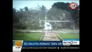 (2.93 MB) [LIVE HD] Heli Malaysia Mendarat Tanpa Izin Di Sebatik Nunukan Kaltara, Kabur Saat Disuruh Turun Mp3