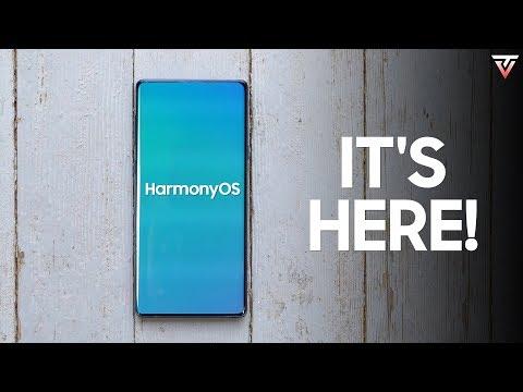 Huawei Harmony OS - Google Should Be WORRIED