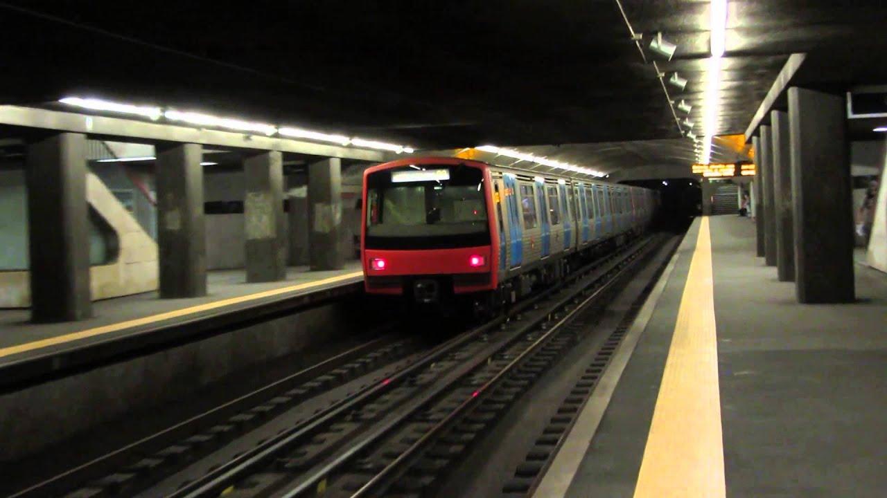 Metro praca de espanha em