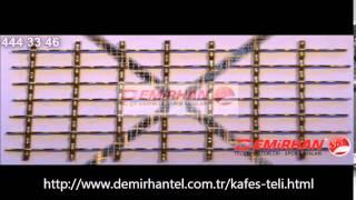 download lagu Kafes Teli, Kafes Teli Fiyatları, Kafes Teli İmalatı Demirhan gratis