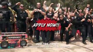 Merced Police Department Lip Sync Challenge