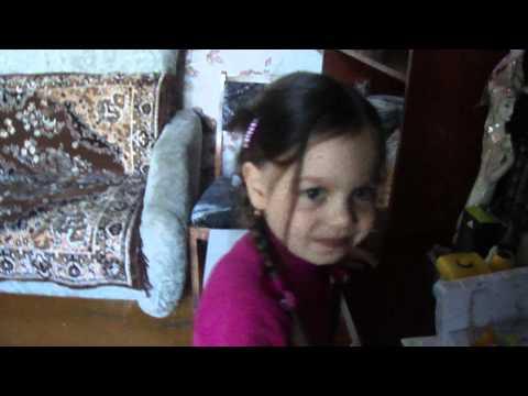 Приколы про детей! Модель Карина! Олеся Горинская