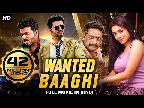 Wanted Baghi (2015) Full Hindi Action Dubbed Movie | Puli Vijay | Hindi Movies 2015 Full Movie thumbnail
