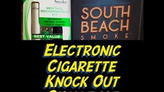 Electronic cigarette legal indoors