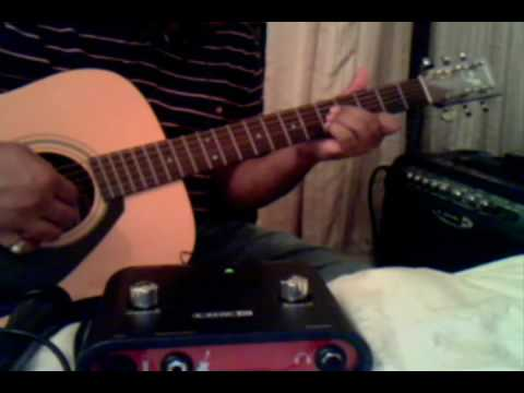 Kaagaz Ke Phool - Waqt ne kiya kya haseen sitam - Guitar Solo...