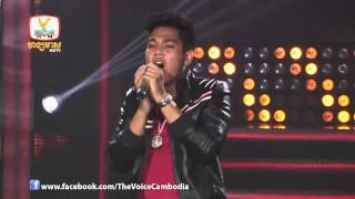 The Voice Cambodia - Final - ស្បថមុខព្រះក៏បងមិនជឿ - សយ រតនៈ