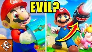15 Things About Mario That Will Creep You Out