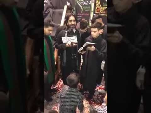Nadeem Sarwar Ali Shahwar & Ali Gee MajliseAza Salana Ba Sillsilay e Shahadat Imam Hassan Mujtaba as