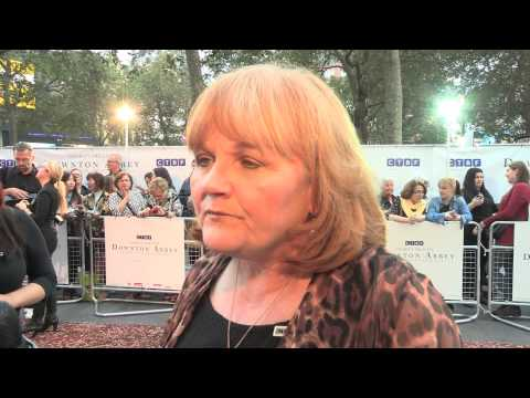 Leslie Nicol - Downton Abbey CTBF Charity Gala Screening interview