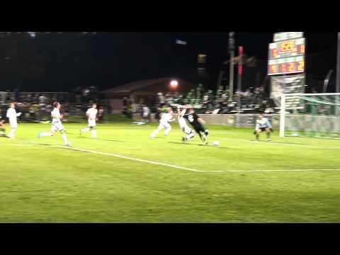 Utah Valley University men's soccer vs. #21 Denver University