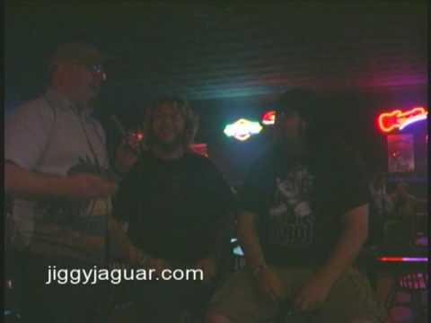 Boiled Eyesocket Disfunction w/ Jiggy Jaguar Blue Goat Salina Kansas