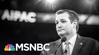 Joe: Ted Cruz Will Never Be The GOP Nominee | Morning Joe | MSNBC