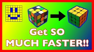 10 INCREDIBLE Techniques To Help You Get Faster At 3x3
