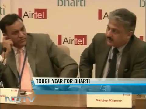Bharti Airtel's Q4 net profit declines 8%
