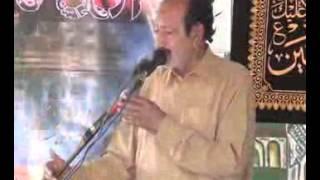 Zakir Madah Hussain Shah-jang e khayber-Majlis 26 mar 2013 at kot bahadar jhang