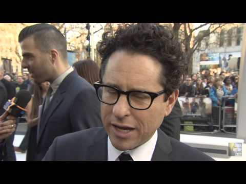 JJ Abrams, Roberto Orci & Alex Kurtzman at Star Trek Into Darkness London Premiere: