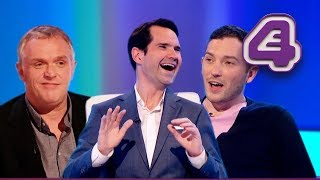 Everyone's ASTOUNDED Jon Richardson Fell In Love With a Clown   Jon 's Best 8 Out of 10 Cats S12