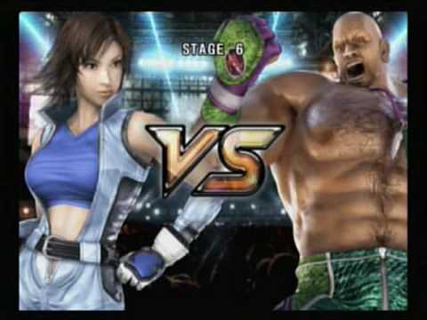 Tekken 5 - Asuka video