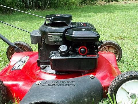 HOW TO Replace Briggs Lawnmower Primer Bulb