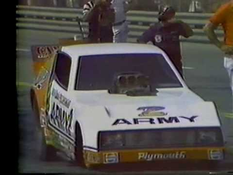 1979 NHRA WORLD FINALS - 1ST RD FUNNY CAR Video