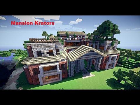 Top 5 - Mansiones Minecraft Agosto 2014 (Con Descargas)