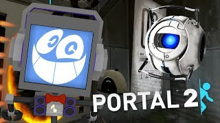 PORTAL 2 (PART 1) ► Fandroid the Musical Robot